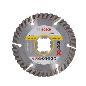 Bosch 2 608 615 165 X-Lock Diamond Cutting Disc