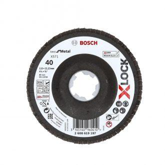 Bosch 2 608 619 197 Flap Disc