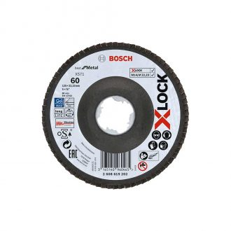 Bosch 2 608 619 202 Flap Disc
