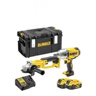 DeWalt DCK269P2 Twin Power Pack Kit