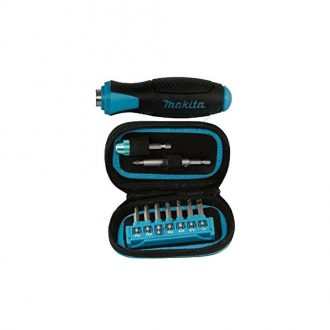 Makita P-90180 Ratchet Set with Pouch