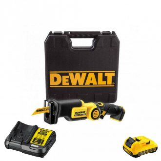 DeWalt DCS310D1 Recip Saw Set