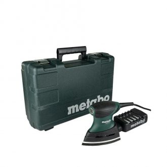 Metabo 600065500 Corded Sander Set with Case