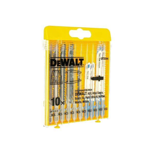 jigsaw blades pack of 10 DT2294-QZ dewalt