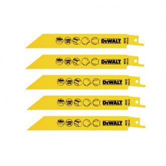 DT2361-QZ reciprocating saw blades dewalt