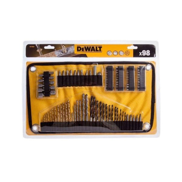 dewalt DT7981-QZ drill driver set