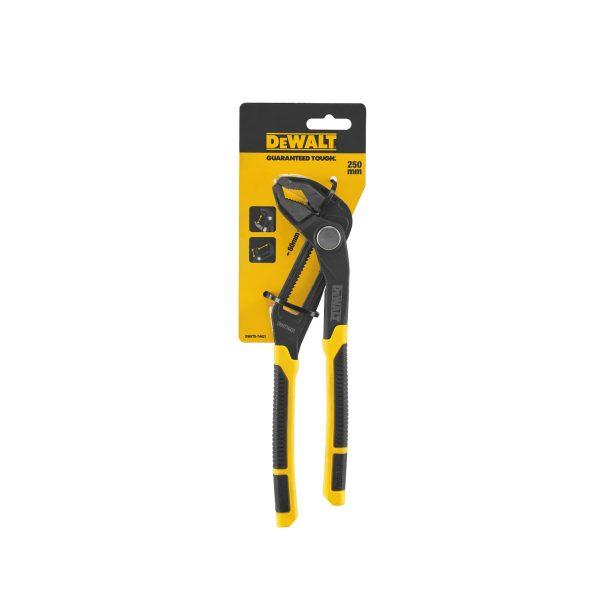 dewalt DWHT0-74431 push lock pliers