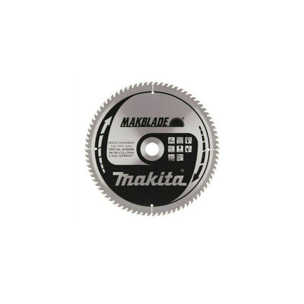 mitre saw blade makita B-09086