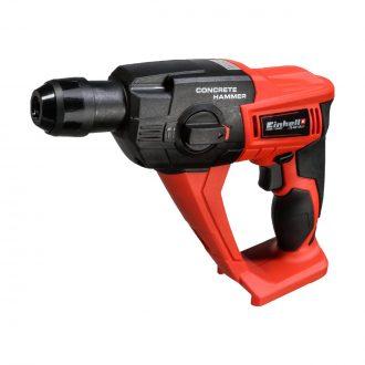 cordless hammer drill einhell te-hd li-solo power x-change